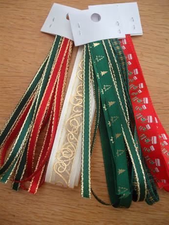 Harrogate Xmas ribbons 1