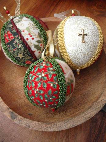 Xmas baubles Nov 2011