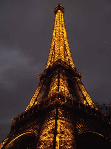 E- Eiffel Tower