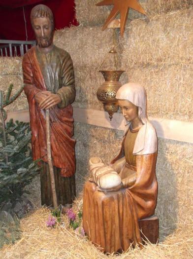 N - Nativity