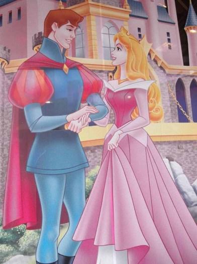 P - Princess