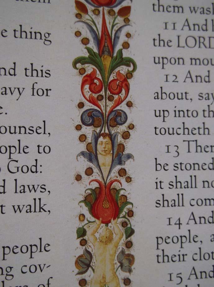 Bible art