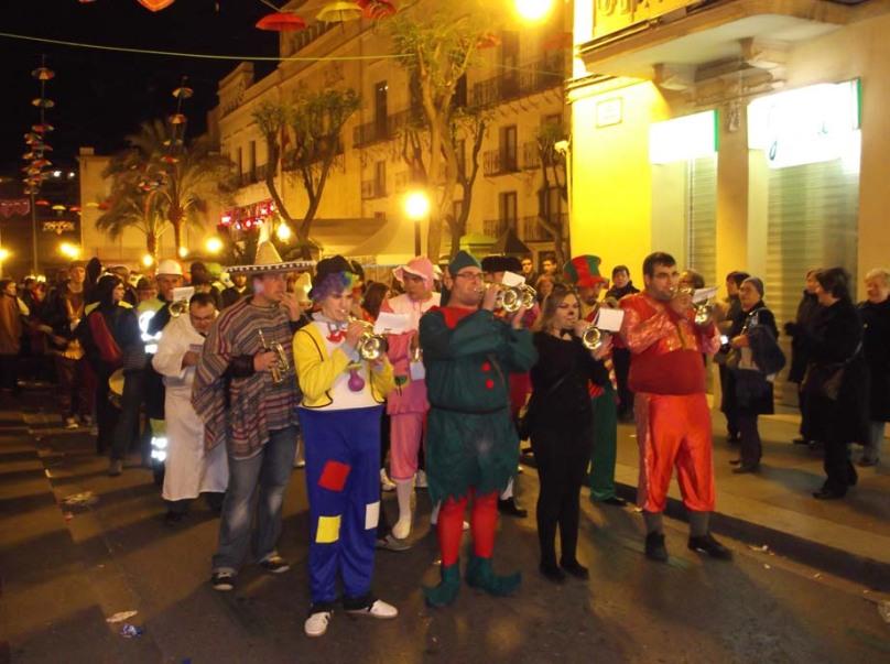 Spain Feb 2012 Elche festival 3