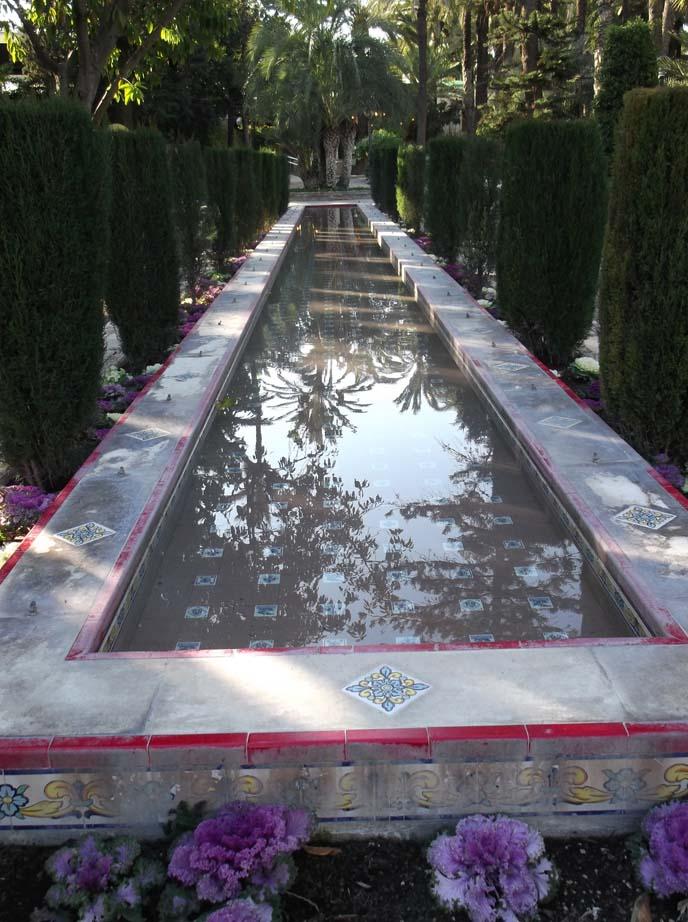 Spain Feb 2012 Elche garden