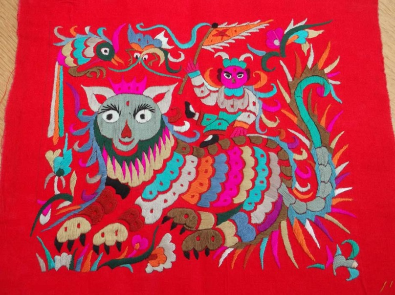 Chinese lion 1