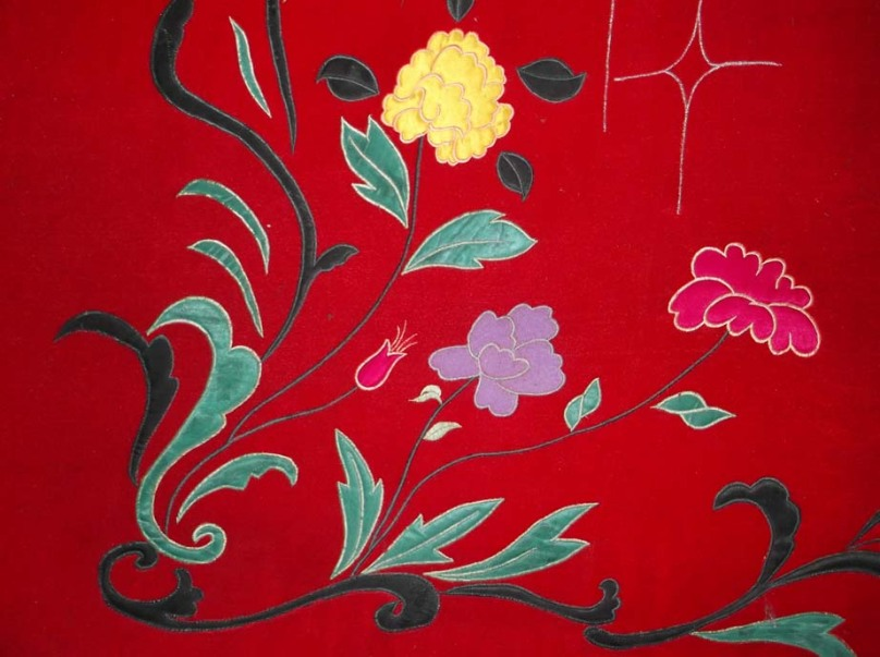 Shantou - applique