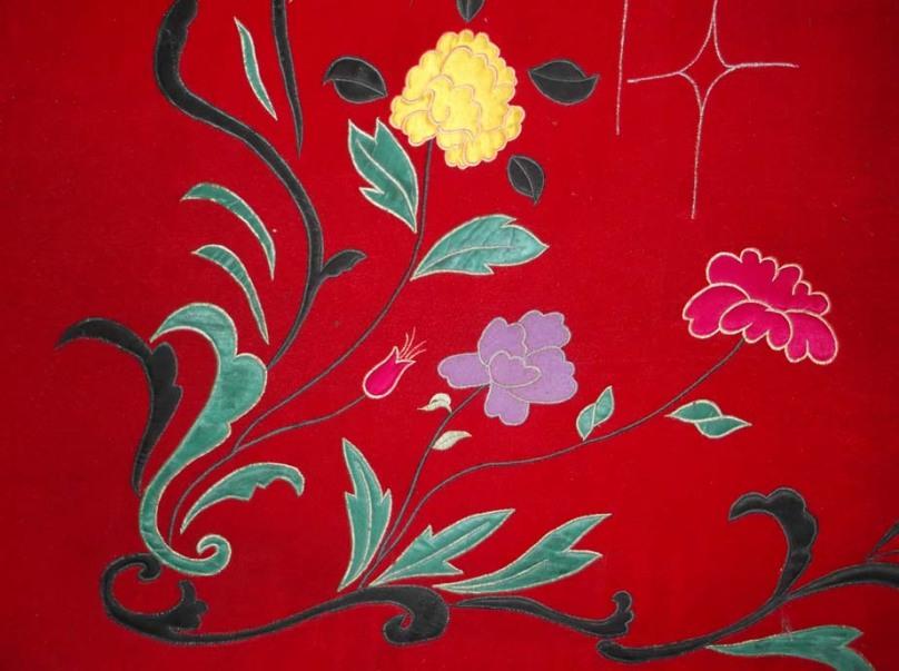 Shantou - applique