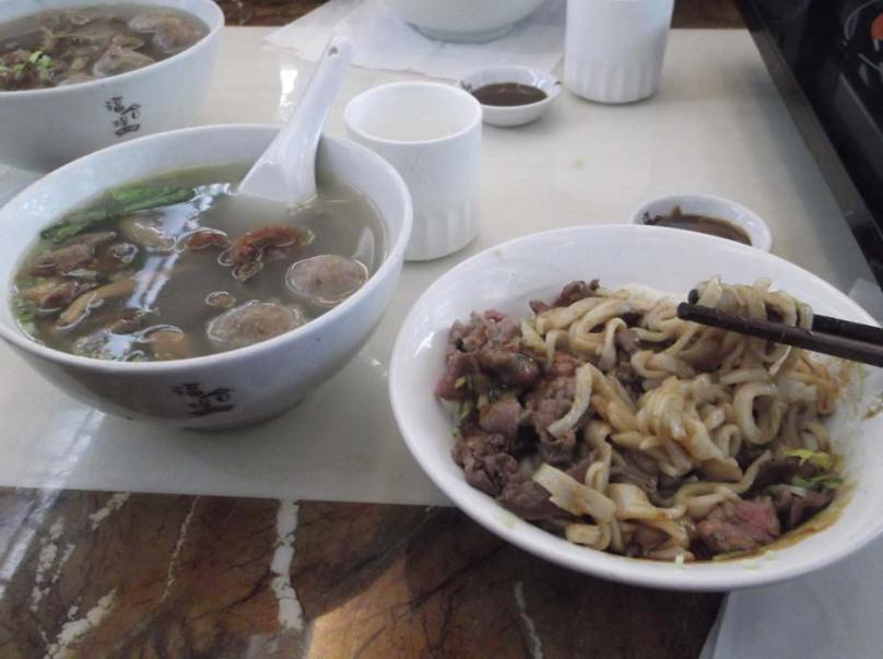 Food 2 - Shantou noodles