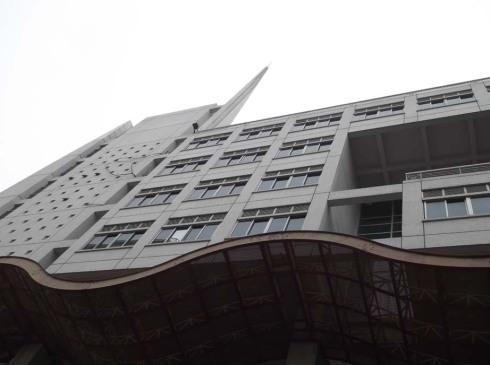 Gz campus building