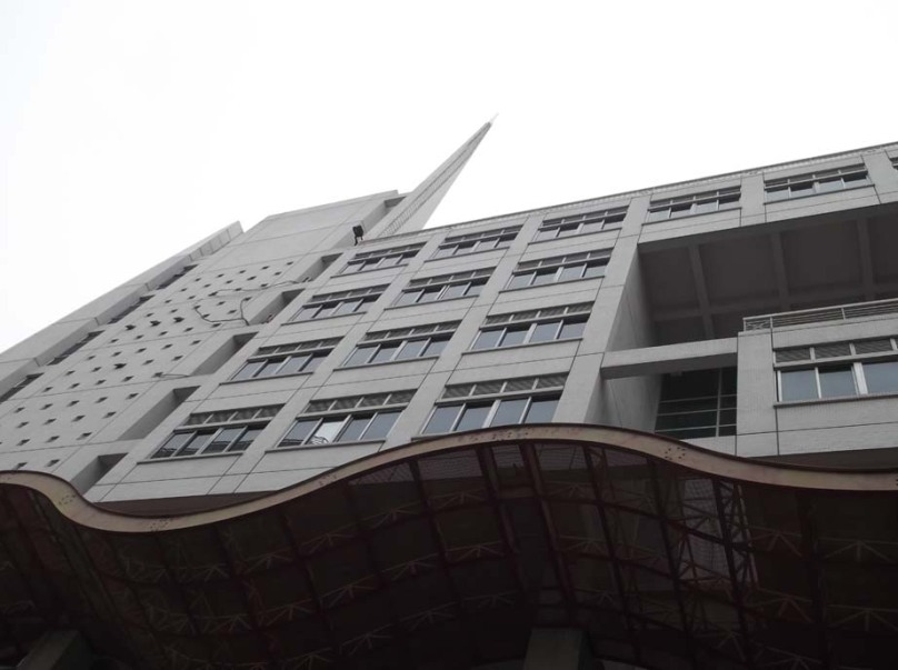 Gz campus building