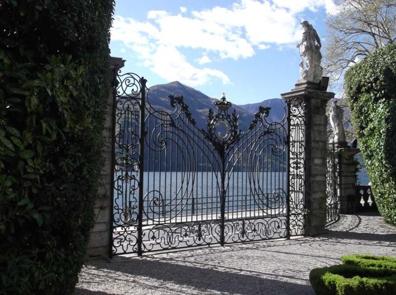 Italy - villa carlotta 1
