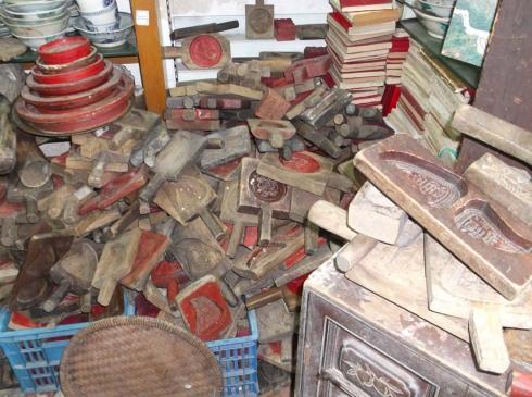 Shantou-antique store