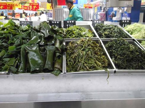 supermarket - seaweed