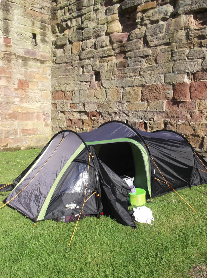 Ashby - tent