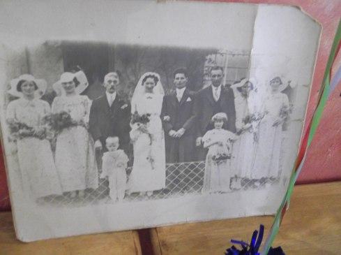 Nana - wedding