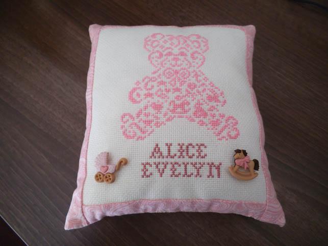 Alice - pillow