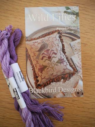BB Designs Wild Lilies