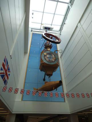 fish clock 1