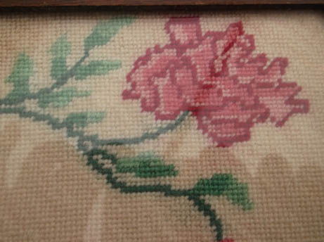Needlepoint tray 3