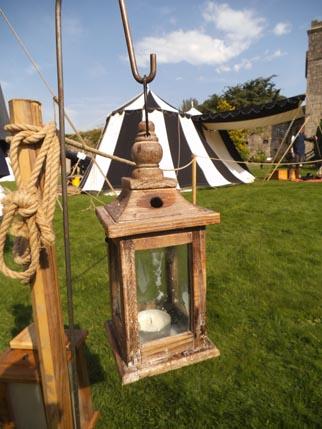 Caldicot - camp 2 lamp