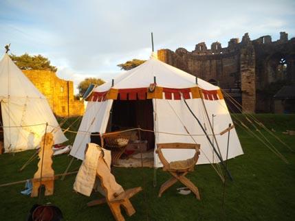 Caldicot - camp 3