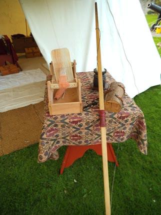 Caldicot - camp 4 loom
