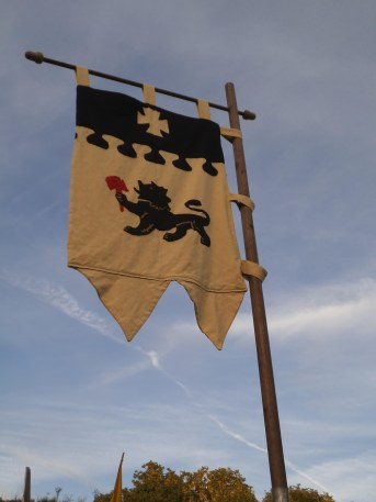 Caldicot - camp - banner 2
