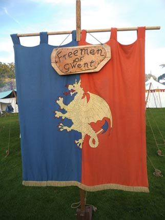 Caldicot - camp - banner 3