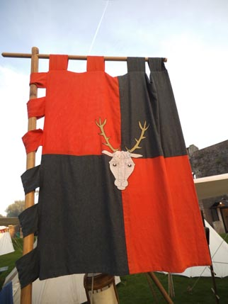 Caldicot - camp - banner 5
