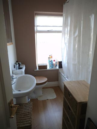 new house - bathroom