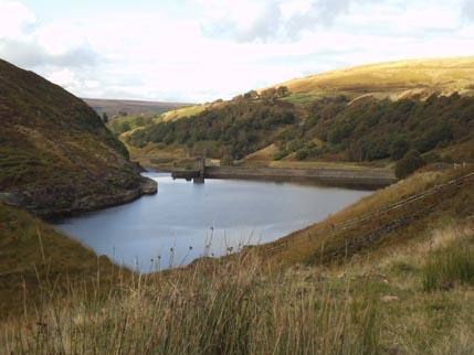 Reservoir walk 5