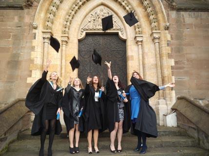 Ellie - graduation 2