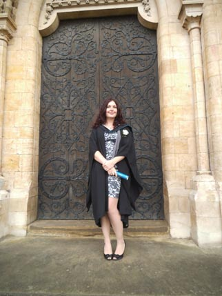 Ellie - graduation 3