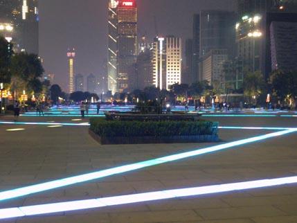 Guangzhou skyscrapers 2