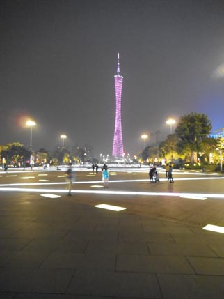 Guangzhou tower 2