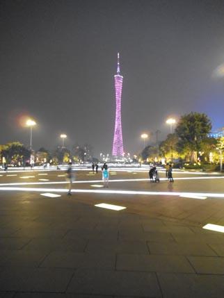 Guangzhou tower 2