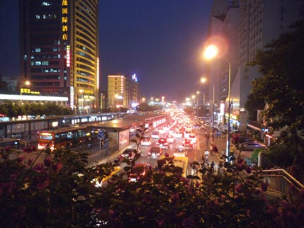Guangzhou traffic