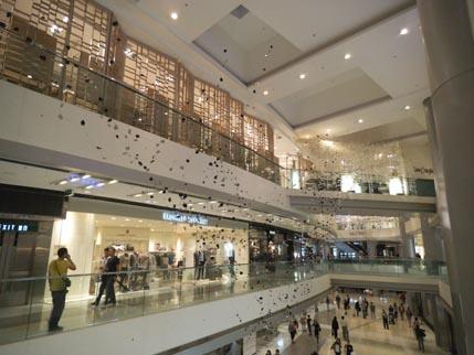 Hong Kong mall