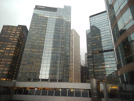 Hong Kong skyscrapers 4