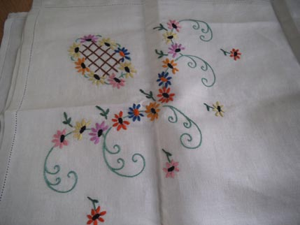 Vintage embroidery 2