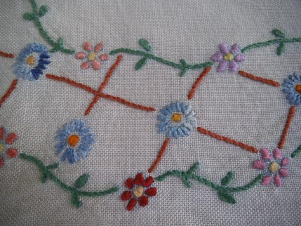 Vintage embroidery 3