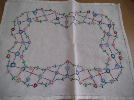 Vintage embroidery 4