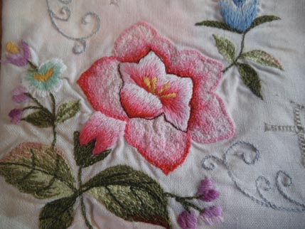 Vintage embroidery 5