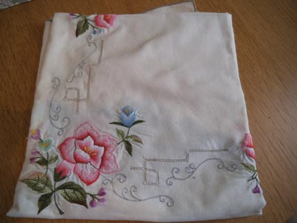 Vintage embroidery 6