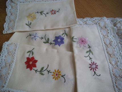 Vintage embroidery - Dec 3