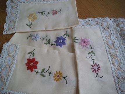 Vintage embroidery - Dec 3