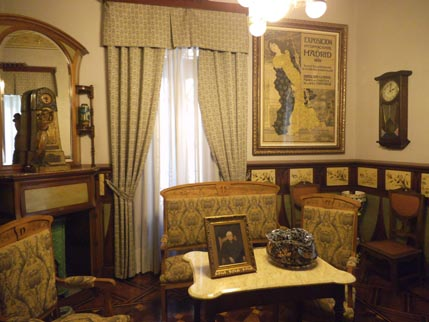 Spain Casa Modernista 2