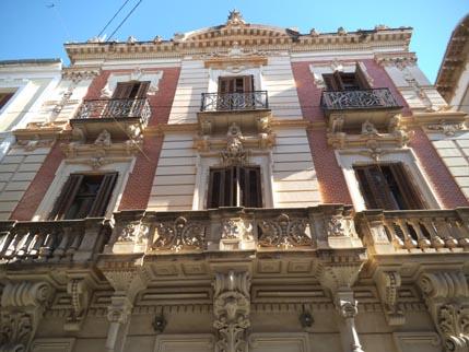 Spain Casa Modernista 8