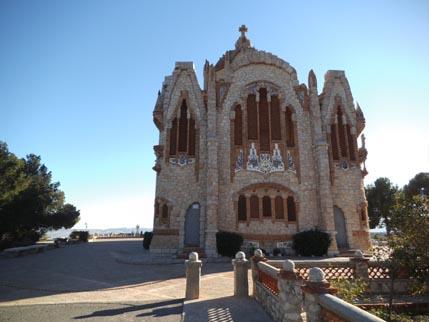 Spain- Novelda Church 1