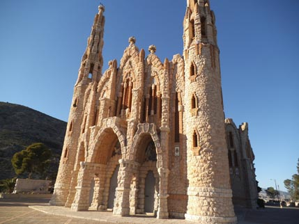 Spain- Novelda Church 2